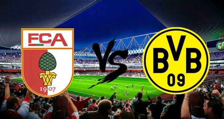 Prediksi Bola Augsburg vs Borussia Dortmund 30 Agustus 2014