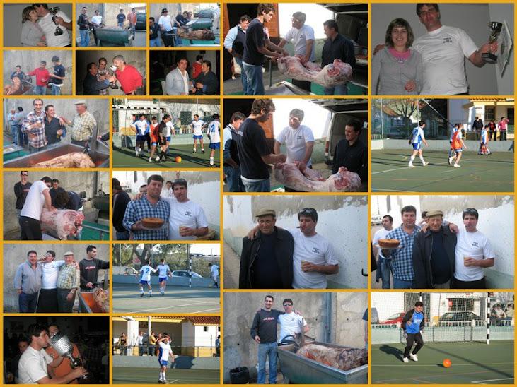 Momentos Históricos dos Bocas Secas 10-03-2007