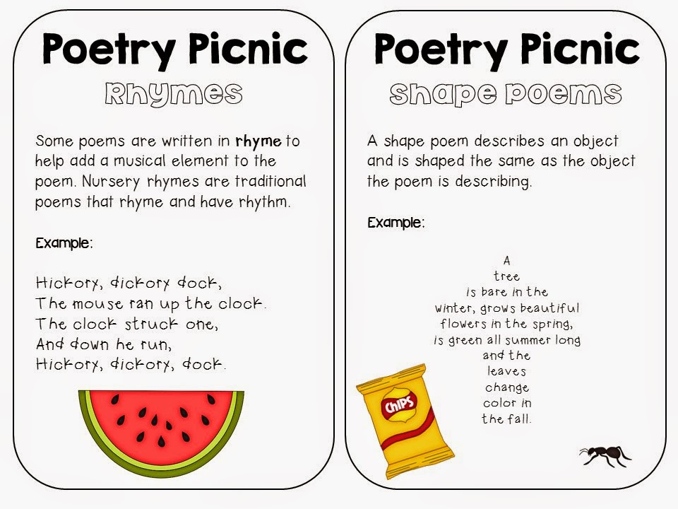 Memories Made in First: Poetry Picnic, Word Surgery & More!