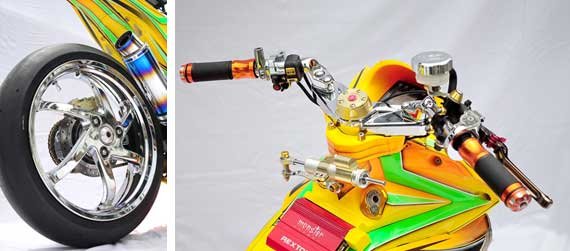 Contoh Modifikasi Motor Yamaha Jupiter MX Terbaru