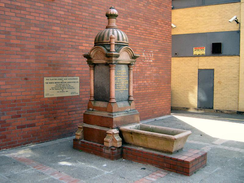 Photographs Of Newcastle Richard Grainger Memorial