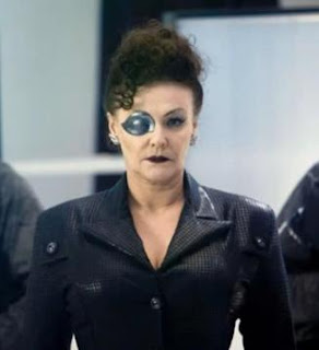 Madame Kovarian (Frances Barber), Dr Who