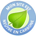 Mon blog est neutre en CO2!