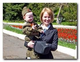 День Победы в Балашове