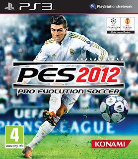 Cover PES 2012, Ronaldo Gantikan Messi