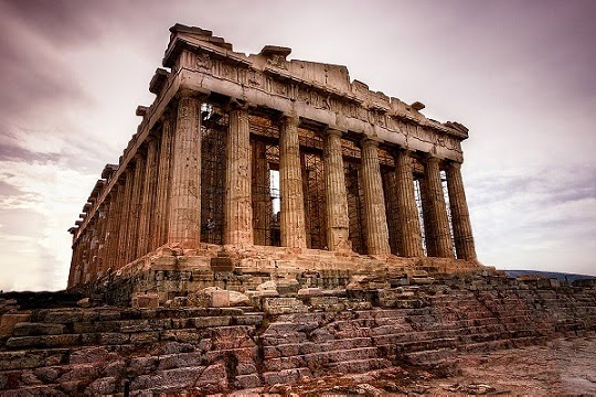 Tempat Wisata Peradaban Islam di Yunani Eropa