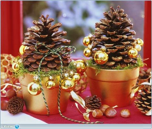 Around the world: Креативные украшения,чтобы сделать Новый Год и Рождество незабываемыми!