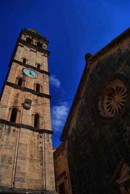 Башня у церкви Св.Николая.