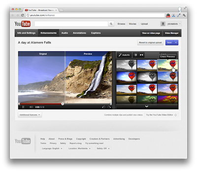 تحديث واجهة تحرير الفيديو في يوتيوب وإضافة ميزات جديدة