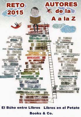 Edición 2015 Reto Autores de la A a la Z