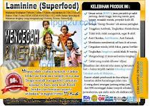 Laminine - superaliment