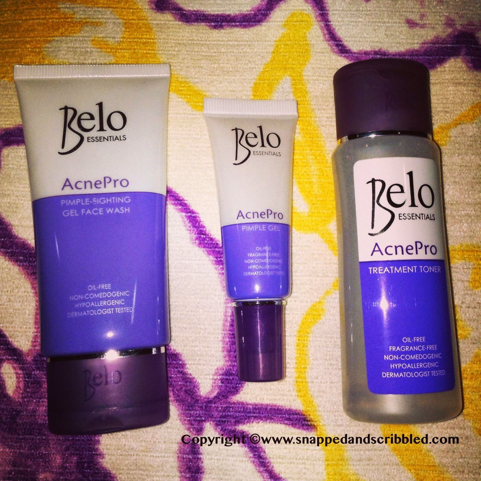 Belo Essentials AcnePro