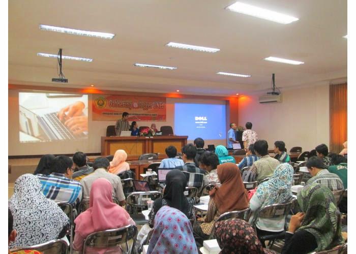 Blogger Universitas Jember