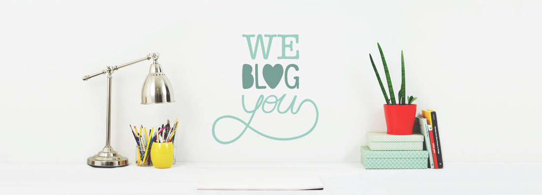 WE BLOG YOU