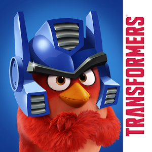 Angry Birds Transformers v1.17.6 APK MOD (Unlimited coins/money) + DATA OBB FULL