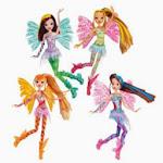 Muñecas Winx Club Sirenix de Jakks Pacific