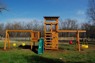 Goshen United Methodist Church Playground