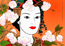 Geisha and Sakura - 2013