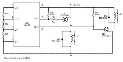 Temperture sensor LLM56