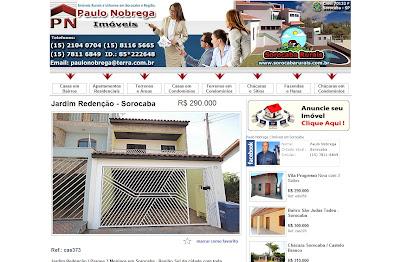 imobiliária paulo nobrega sorocaba