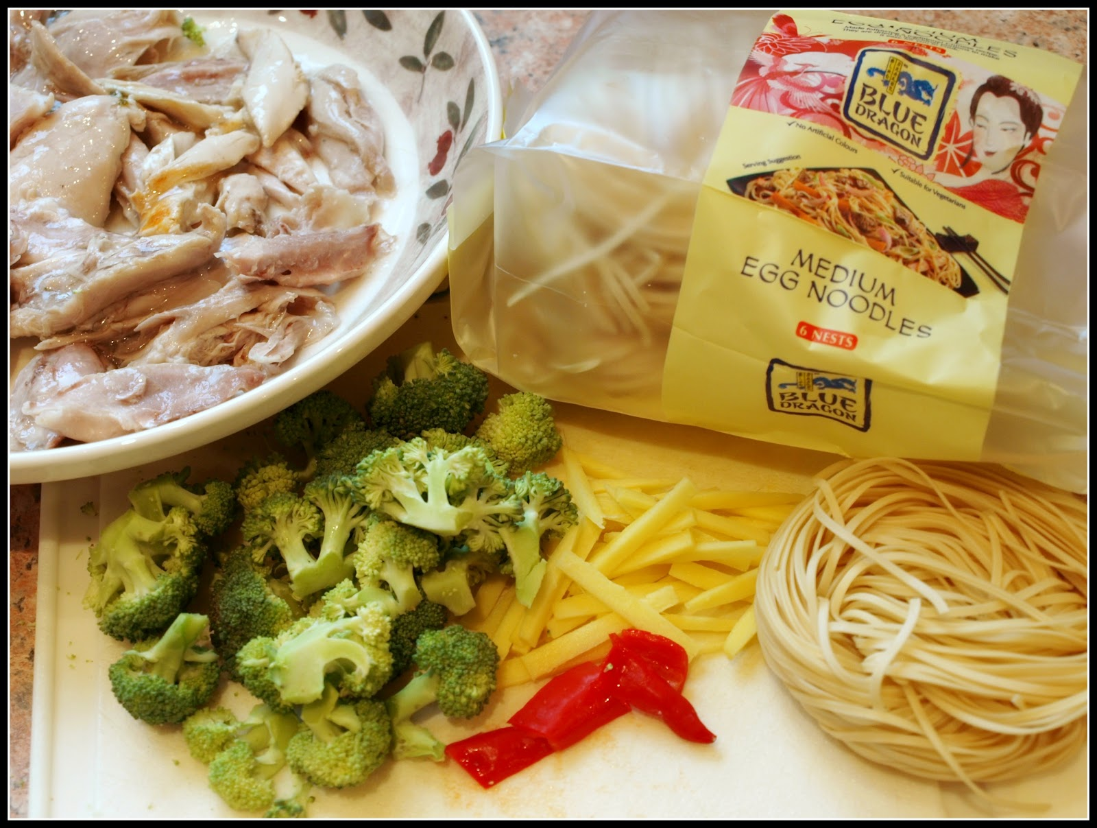 how to make chicken noodle soup from carcass