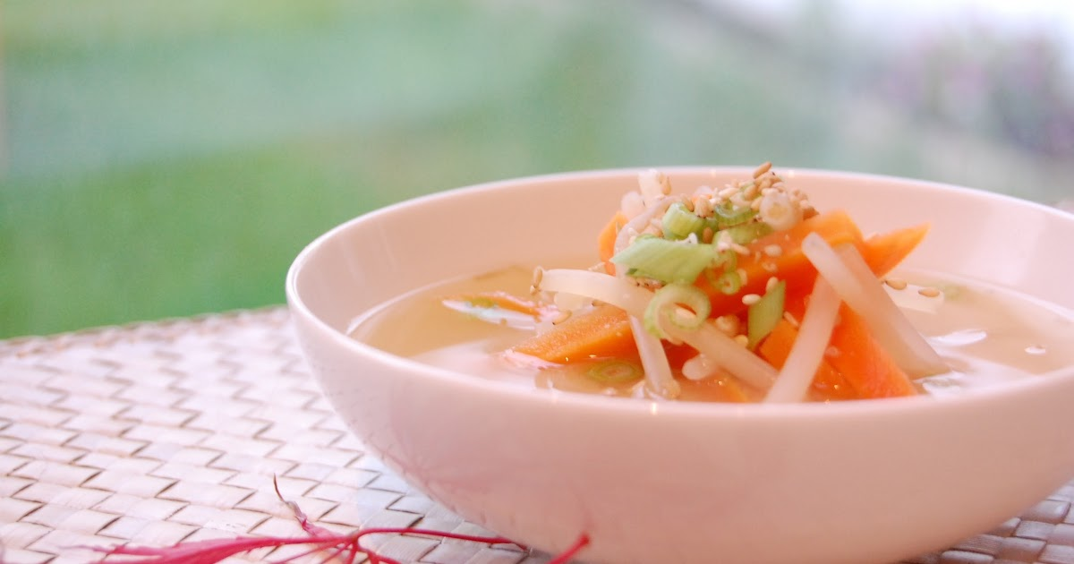 how to make miso soup from paste without dashi