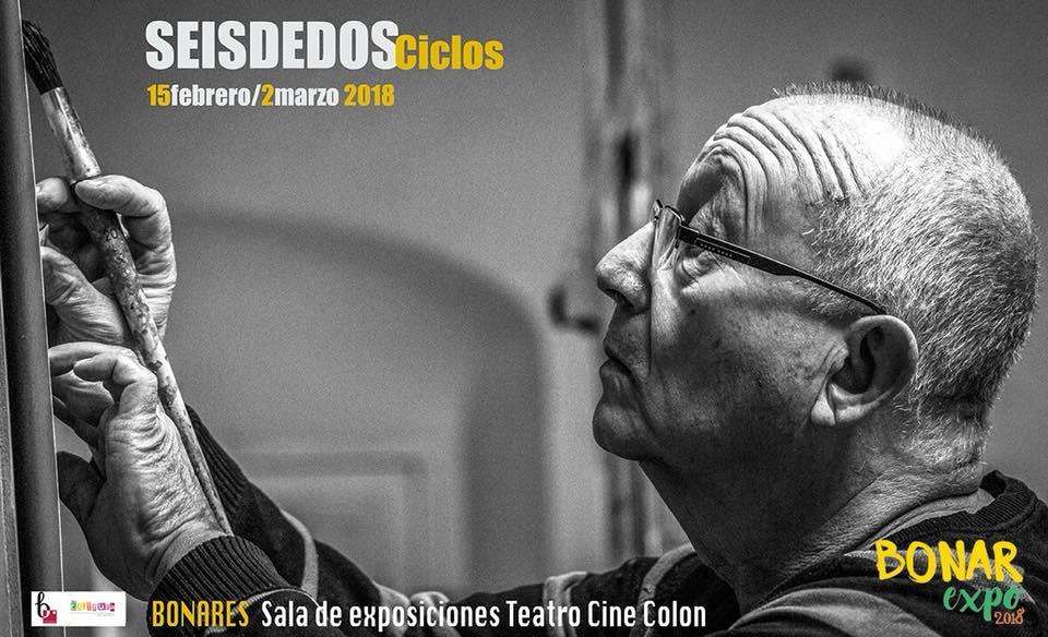 CICLOS DE J.M.SEISDEDOS - BONAREXPO 2018