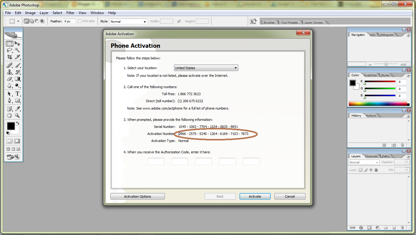 adobe flash cs3 authorization code keygen
