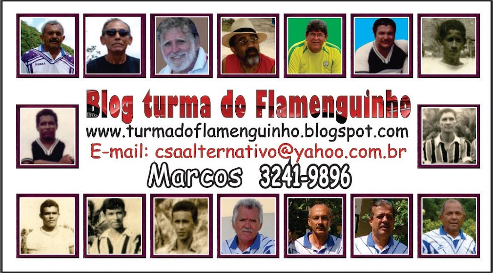 TURMA DO FLAMENGUINHO