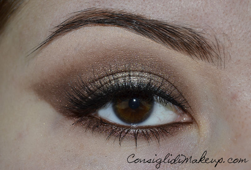 Make up Luminoso Natale e capodanno 2014