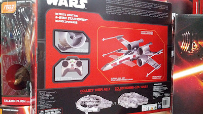 Air Hogs Star Wars RC X-wing Starfighter – Durable foam body