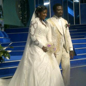 Pictures From Mercy Johnson's Wedding! 3