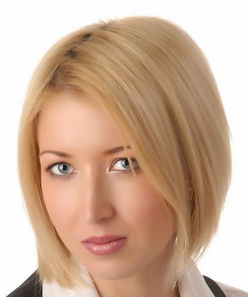 Model Rambut Bob Pendek Sekertaris