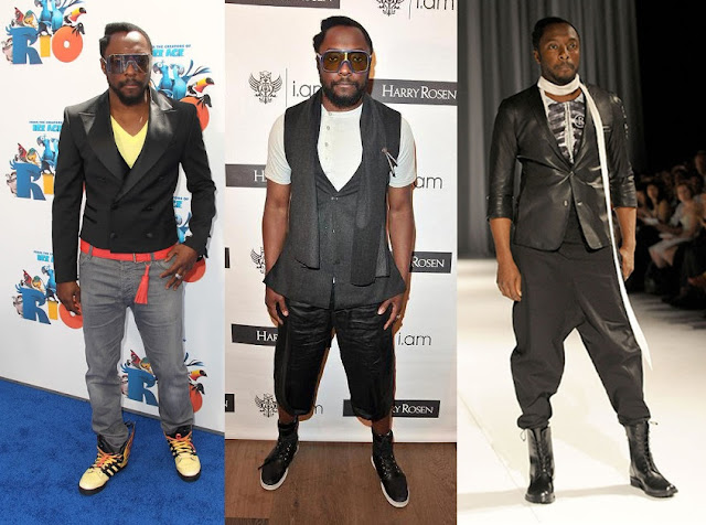 will.i.am style inspiration fashion