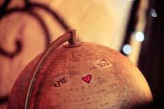 da igual donde estes o donde te ecuentres nadie separara nunca nuestros corazones