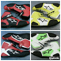 Sepatu Alpinestar For Drag Bike