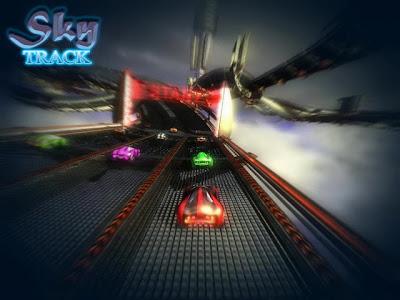 Permainan Keren Balap di Langit Sky Track