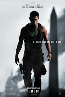 White House Down Poster Channing Tatum