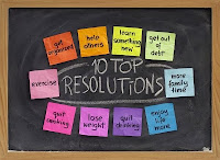 New Year Resolution, Healthy Fit Focused
