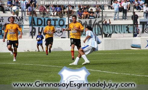 Diego Magno Gimnasia de Jujuy