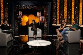 Saif Ali Khan, Deepika & Anil Kapoor on The Front Row