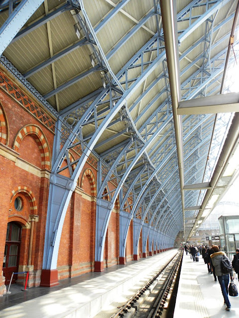 St. Pancras London