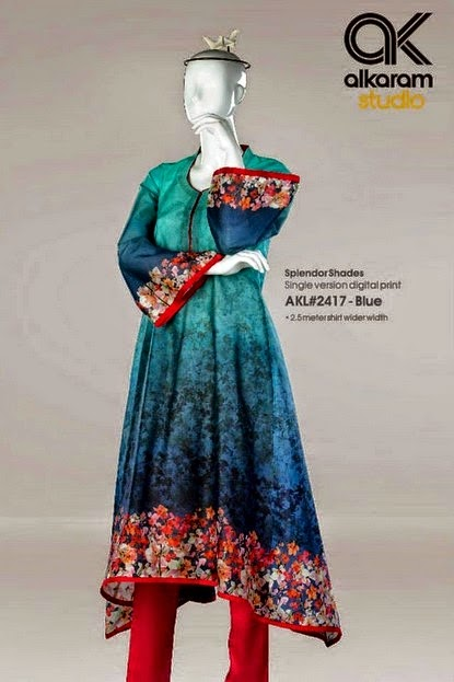 Alkaram Salwar Suits Designs