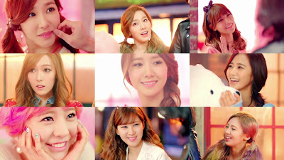 SNSD I Got A Boy Wallpaper HD 2