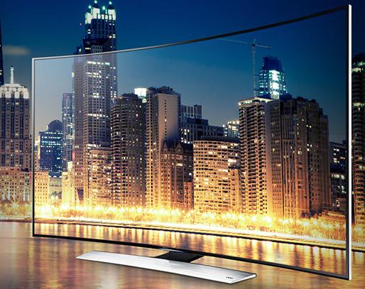 Samsung Tv Arriva La Visione Del Futuro : Prezzo tv samsung uhd curvo e dimensioni pubblicità