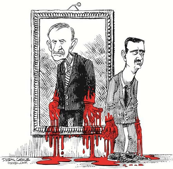 Political Coup Definition: Rational Republic: Syrian Future: No Role For Its Corrupt