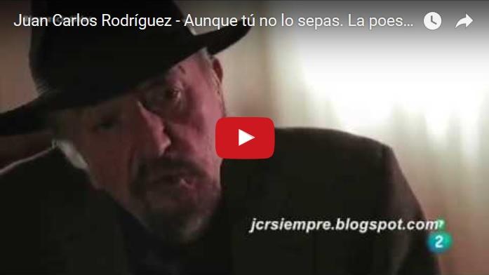 Juan Carlos Rodríguez - Aunque tú no lo sepas. La poesía de Luis García Montero