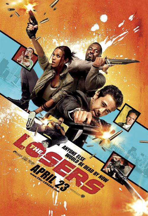 The Losers (2010) โคตรทีม อ.ต.ร. แพ้ไม่เป็น [VCD] [Master]-[พากย์ไทย]