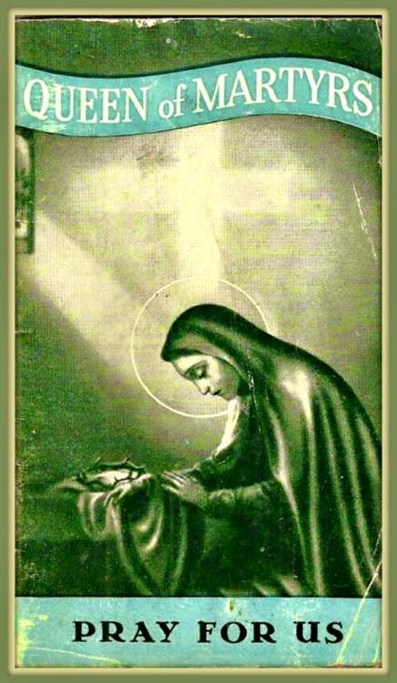 Rainha dos Mártires,