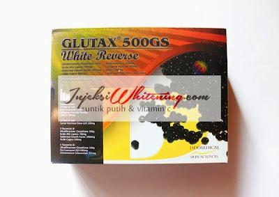Glutax 500GS White Reverse, Glutax 500GS White Reverse Review, glutax 500gs Harga Murah